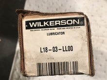 Load image into Gallery viewer, Wilkerson Lubricator L18-03-LL00
