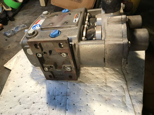 Waukesha Cherry-Burrell Model 5040 Positive Displacement Pump