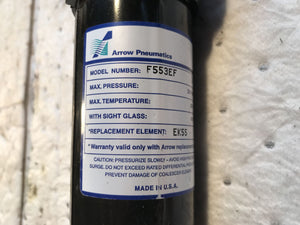 Arrow Pneumatics F553EF Replacement EK55