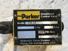 Load image into Gallery viewer, Parker Directional Control Valve D3L1C