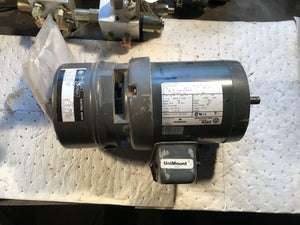 Emerson F001 U14S2AC Motor WITH ShurStop Electric Brake 105631106003