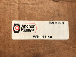 Anchor Flange W61-48-48