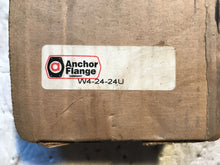 Load image into Gallery viewer, Anchor Flange W4-24-24U