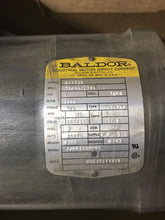 Load image into Gallery viewer, Baldor Motor CD5318 35P4427391 1HP TEFC SH3535D 56C