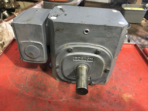 Boston Gear FWA732200B5G FWA 732 200 ratio B5G Worm Gear Reducer
