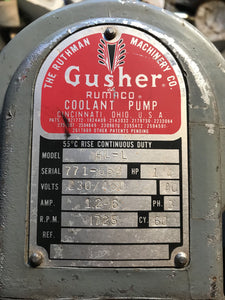 Gusher Coolant Pump HL-L