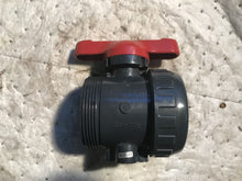 Load image into Gallery viewer, Asahi/America Duo-Bloc 21 EPDM 05H09208G Ball Valve  PVC, DN40, PN16