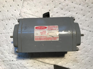 Ultraflo 100-090 Double Acting 140PSI actuator