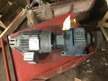 Load image into Gallery viewer, Baldor Inverter Drive Motor IDNM35847 05E534W058C2 145TC P47AM145 Sew Eurodrive