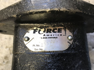 Force america 492006 hydraulic pump