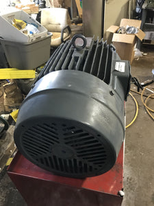 Reliance P28F312 Electric Motor Southern Electric Works 286T Enclosure TE