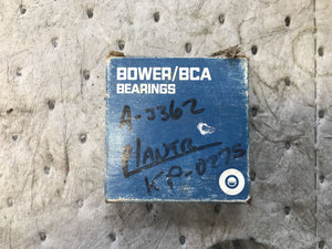 Bower/BCA Bearings LM-501349 Tapered Roller Bearing Cone
