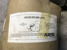 Load image into Gallery viewer, Hayes Flexible Coupling Spline Lock 6AN-25-94-M 60