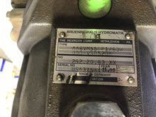 Load image into Gallery viewer, Rexroth Bent Axis Motor AA6VM55EP1/63W 000-VSD520A 262.20.63.XX
