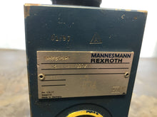 Load image into Gallery viewer, Mannesmann Rexroth DBCS20 G26/100V12 HYDRAULIC VALVE