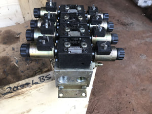 Hawe NBVP 16 D Valves on Manifold