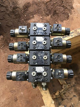Load image into Gallery viewer, Hawe NBVP 16 D Valves on Manifold