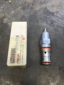 Sun Hydraulics NCEB LCN Fully adjustable needle valve with reverse flow check