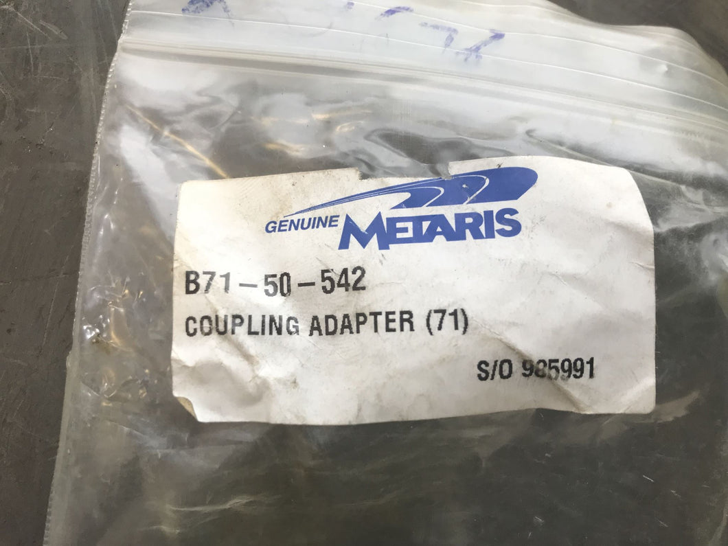 Metaris B71-50-542 Coupling Adapter MBH00943549