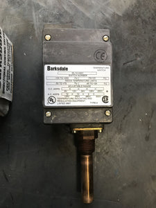 Barksdale ML1H-H201 Local Mount Temperature Switch