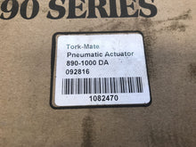 Load image into Gallery viewer, Tork-Mate Pneumatic Actuator 890-1000DA  890-1000 DA