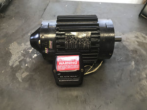 Marathon Electric Motor Black Max BVM 145THTN6060AA 347292 145TH TN6060AA