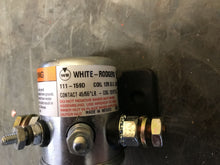 Load image into Gallery viewer, Yale Solenoid 501270304 111-159D Emerson White Rodgers Valve Coil
