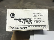 Load image into Gallery viewer, AB Photoswitch Retro/Diffuse Photohead 42LRC-5010
