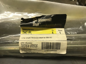 GE THC1PL Long Length Pendulum Shaft General Electric for 30A HCI