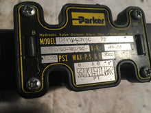 Load image into Gallery viewer, Parker Hydraulic Valve D1VW4CNYC 72