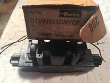 Load image into Gallery viewer, PARKER, D1VW011CNYCF ,HYDRAULIC SOLENOID VALVE, 110/120V, 5000PSI