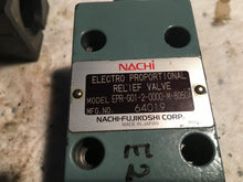 Load image into Gallery viewer, Nachi electro proportional relief valve epr-g01-2-0000-m-8050a 64019