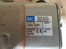 Load image into Gallery viewer, MAC 1307G-111D-1 PNEUMATIC SPOOL VALVE 120 VOLT COIL
