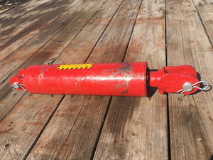 "Cross Double Acting Welded Hydraulic Cylinder Tube - 4"" Bore x 12"" Stroke"
