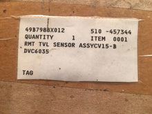 Load image into Gallery viewer, Fisher 49B7988X012 Fieldvue Remote Travel Sensor For Dvc6030