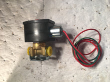 "Load image into Gallery viewer, ASCO RED HAT Solenoid Valve MX120 1/4"" 2W NC 0420 JB8263G59 T-266366 120/60"