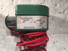 Load image into Gallery viewer, Asco Solenoid Valve Red Hat TX8262B20805704 120V 304819