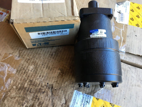 EATON CHAR-LYNN 103-1008-012 Hydraulic Motor, 22.7 cu in/rev, 4 Bolt