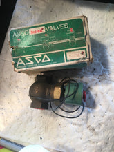 Load image into Gallery viewer, ASCO RED HAT 8210A27 VALVE A300PSI  W225PSI L115PSI 110/50 120/60