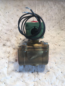 "ASCO 8210B55 Red Hat Solenoid Valve 1-1/4"" Two-way"