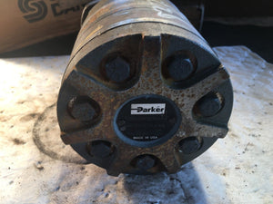"Parker TG0240MS030AAAB Torque Motor 238cc 1-1/4"" Keyed Shaft Standard Rotation"
