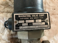 Load image into Gallery viewer, Magnatrol Valve Corp. Bronze Solenoid Valve 18A42C Coolant