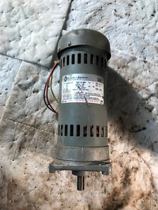FRANKLIN ELECTRIC Motor 6506520401
