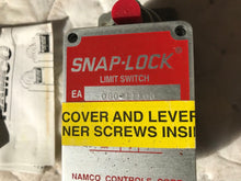 Load image into Gallery viewer, NAMCO CONTROLS SNAP-LOCK LIMIT SWITCH 080-11100