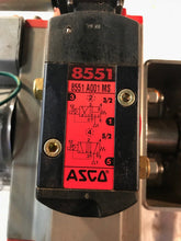 Load image into Gallery viewer, ASCO Red Hat WT8551A001MS, 24VDC Solenoid valve with Triad Controls 2R40DA