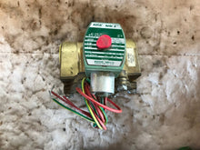 Load image into Gallery viewer, ASCO Red Hat II EF 8210G22 2W NC Solenoid Valve 120/60