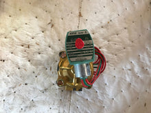 Load image into Gallery viewer, ASCO RED HAT SOLENOID VALVE 8210G003 120 volt 2 way
