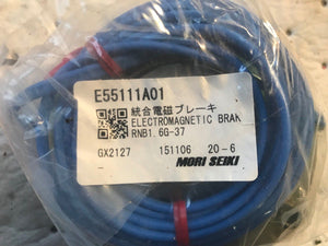 OGURA CLUTCH CO. MORI SEIKI  Electromagnetic Brake RNB1 6G-37