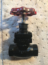 Load image into Gallery viewer, Henry 320F-E Ammonia Handwheel Globe Expansion Valve 320 F-E