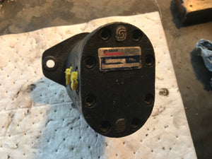 Hydraulic Double Gear Pump, High Flow to replace New Holland 87542672 80001814